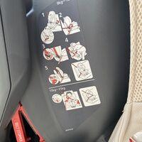 Детское автокресло японского бренда Ailebebe