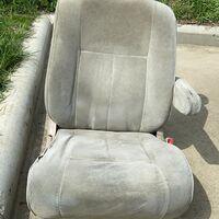 Кресло водительское на Гранд Хи Айс
