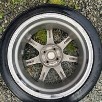 Колеса в сборе 205/45/17 4x100 Bridgestone Beo LS