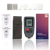 Толщиномеры для определения лакокрасочных покрытия R&D TC-100