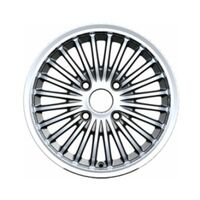 диск литой 16х7.5-4х108 №345/244 (MB) полиров. SHTORM, Китай