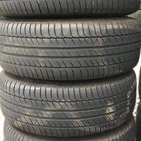 Автошины лето бу Япония с рынка Japan 215/45R17 - 4 шт. Michelin.