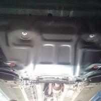 Защита двигателя на Nissan X-Trail NT31