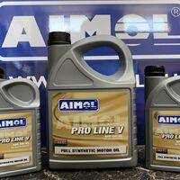 Синт. Моторное масло aimol (голландия) pro line v 5w-30 vw 507.00