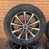 Резина Goodyear 225/60R17 на литых дисках. Без пробега по РФ.