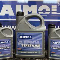 Синт. моторное масло AIMOL (Голландия) STREET LINE 10W-40  ACEA A3/B4