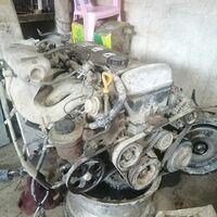 Двигатель 4а. Автомат. Передний привод