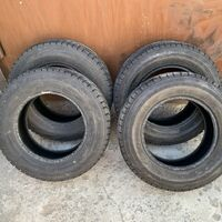 Продам 4 шины Bridgestone VRX 185/70R14