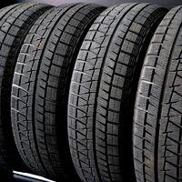 Шины 185/65/14 Bridgestone Blizzak Revo GZ, износ 5%, Japan