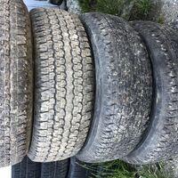 Продам резину Bridgestone 265/70R16