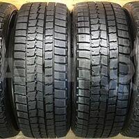 Шины 215/65/16 Dunlop Winter Maxx WM01, износ 5%. Без пробега по РФ