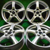 Диски R16 Bridgestone Balminum 5х114.3 (+46) Япония. Без пробега по РФ