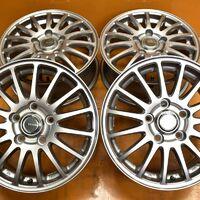 Диски R15 Bridgestone Eco, 5х114.3 (+45) из Японии. Без пробега по РФ
