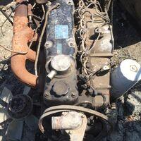 Двигатель 6D16 в разбор