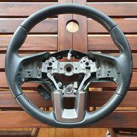 Руль Subaru.