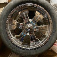 Продам колеса в сборе P275/45R20 Реальному покупателю торг.