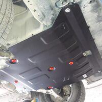 Защита двигателя на Toyota Corolla Axio (2006-2012)