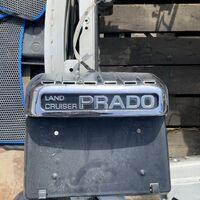 Подсветка номера Prado 120-121-125 кузов
