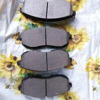 Колодки тормозные дисковые masuma nissan suzuki