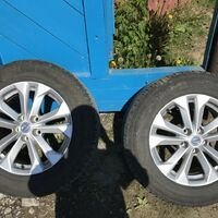 Продам колёса в сборе R17 Nissan X-trail