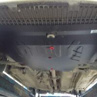 Защита двигателя на Toyota Runx