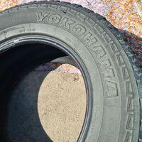 Продаются шины Yokohama 285/65/17 A/T-S (износ 70%)