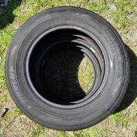 Продаетcя комплект летних шин Dunlop