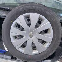 Продам комплект шин б/у износ 5%  175/65 R15 84S,