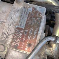 Продам двигатель RF8 Nissan Diesel