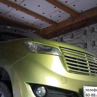Проставки для увеличения клиренса на Toyota Bb