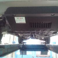 Защита двигателя на Toyota Hiace Regius