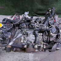 Двигатель Subaru Forester SH5 EJ205 (б/у)