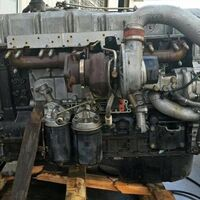 Двигатель isuzu 6wf1