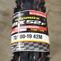 Dunlop mx 52  70/100/19