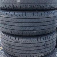 Автошины лето бу Япония с рынка Japan 215/50R17 - 4 шт. Dunlop WM050