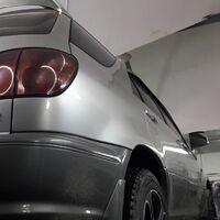 Проставки для увеличения клиренса на Toyota Harrier
