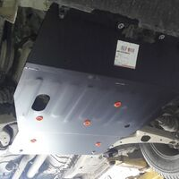 Защита двигателя на Toyota Rav 4 (1994-1999)