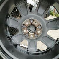 Диски литые оригинал как новые Mitsubishi R18 5×114,3 7j +38.