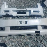 Заданий бампер на Toyota Rush J210