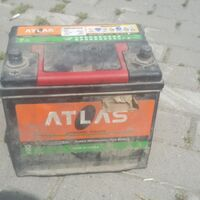 АКБ Atlas 55