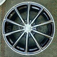 Диски R18 Bridgestone Eco Forme (полир.) 5х114.3 (+42) J7.5 из Японии