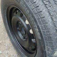 Калесо на запаску Bridgestone 215/70 R15
