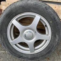 Комплект колёс 195/65-15