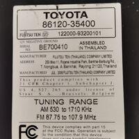 Продам а/магнитолу на Toyota FJ Cruiser
