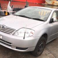 Автозапчасти для Toyota Corolla E120