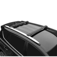 В наличии! багажник (поперечены) на рейлинги Land Cruiser Prado 150
