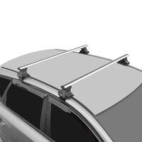 В наличии! Багажник и рейлинги на крышу kia rio iv