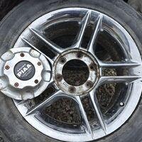 Колеса - японские диски