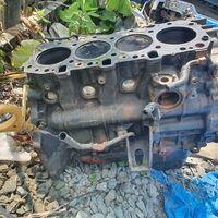 Блок двигателя с поршневой группой Hilux Surf KZN185/ 1KZ-TE
