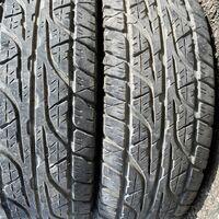 245/70R16 пара летних шин Dunlop